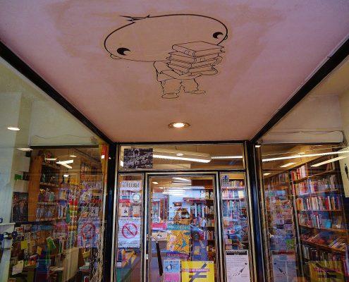 Hund und Herrlich_Buchhandlung im Schanzenviertel