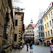 Hund und Herrlich_Dresden_Schlossstrasse
