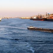 Hund und Herrlich_Niederlande_Rotterdam Hafen_Richtung Hull (GB)