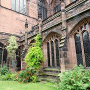 Hund und Herrlich_Grossbritannien_England_Chester_Kathedrale