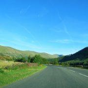 Hund und Herrlich_Grossbritannien_England_Lake District_A 591 zwischen Ambleside und Keswick